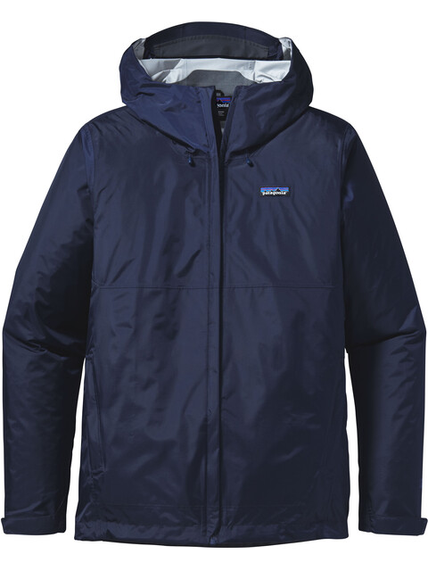 Patagonia M's Torrentshell Jacket Navy Blue W/Navy Blue